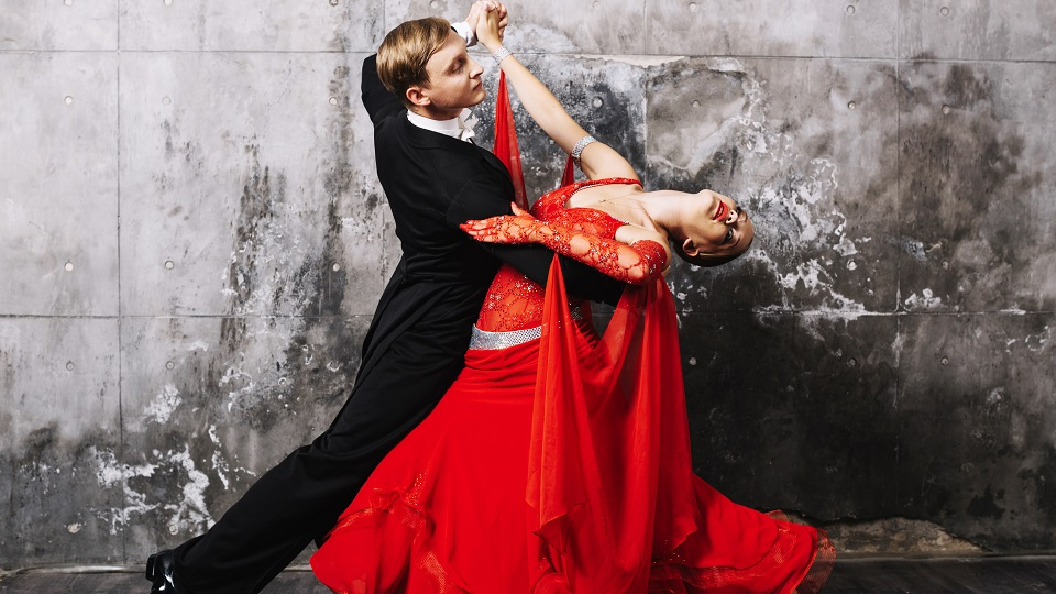 How to dazzle at ballroom dance