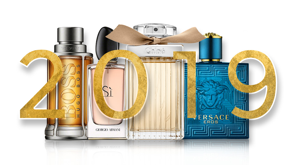 The most popular perfumes in 2019