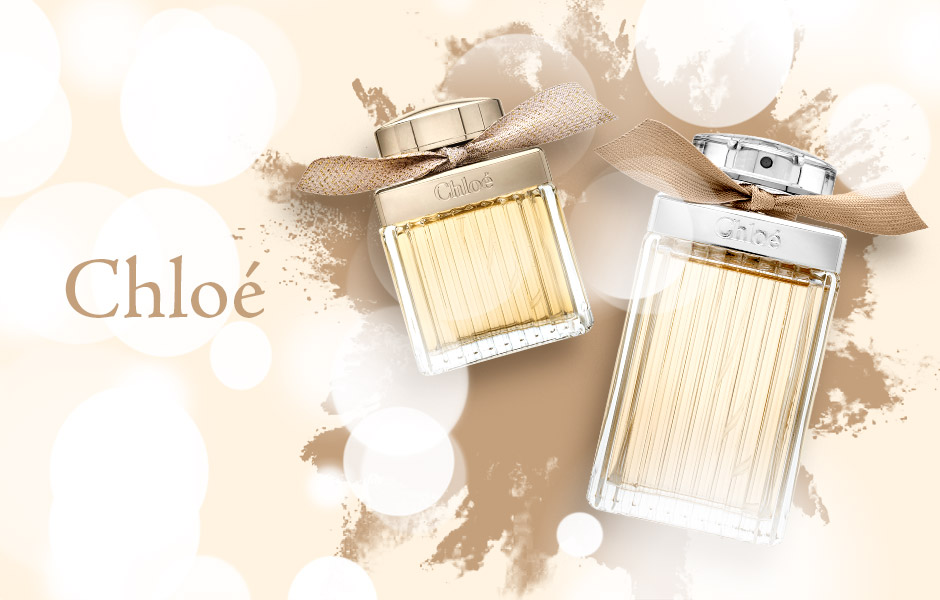 Perfumes Chloé - elegance and delicate fragrance