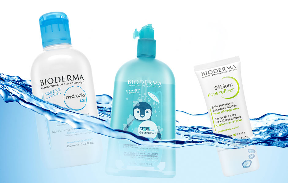 Do you know cosmetics Bioderma?